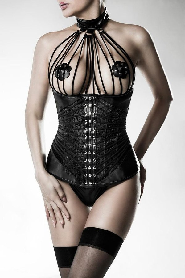 Corset filet de Grey Velvet